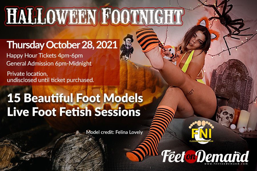 Halloween FootNight 2021